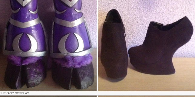 cosplay tutorial draenei