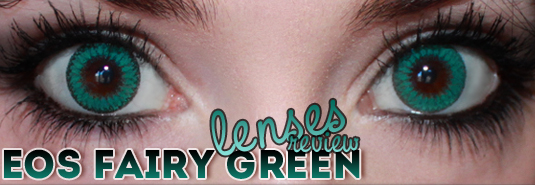 review lentillas u eos fairy green